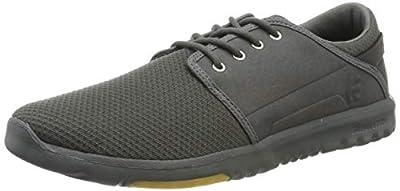 Etnies Herren Scout Sneaker, Grau (367-Grey/Gum 367), 42 EU(8 UK)