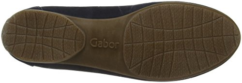 Gabor Estate - Mocassini donna Blu (Dark Blue Nubuck)