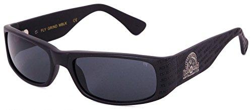 Black Flys - Fly Grind Sonnenbrille - Schwarz matt