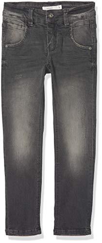 NAME IT Jungen Jeans NKMTHEO DNMTOBIN 5082 Pant NOOS, Grau (Medium Grey Denim), (Herstellergröße: 146) (Skinny-jeans Für Jungen)