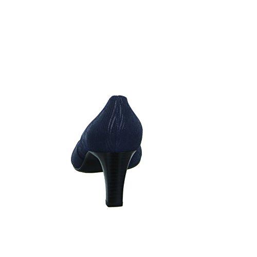 Malana Senhora Deslizador De Azul 68729 294 azul Halbschuh Elegante Kaiser Peter Chão A5XpOwxqn