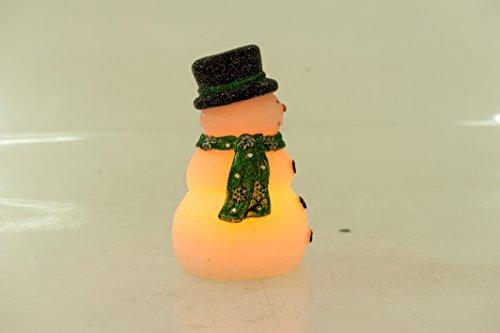 noveste LED Velas temporizador Vela de Navidad luces, Árbol de Navidad TRUYOO Deko Luz, 14,5x 9,5cm