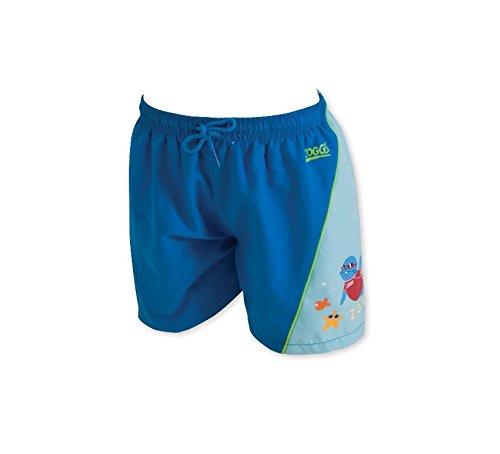 Zoggs Badehose Swim Nappy Shorts Junior 3-12 Mths Blue