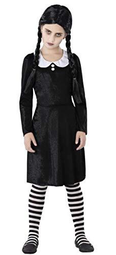 Pugsley Kostüm - Fancy Me Halloween-Kostüm für Mädchen oder