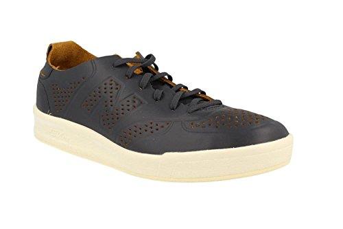 C5092 sneaker uomo NEW BALANCE 300 scarpa forata bianco shoe man Blue