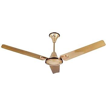 ARK HS 1200 mm Ceiling Fan Sunshine Gold