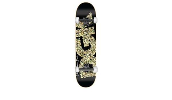c940cd62fa DGK No Stems Complete Skateboard - 8.06 Black w/Mini Logo Wheels:  Amazon.de: Sport & Freizeit