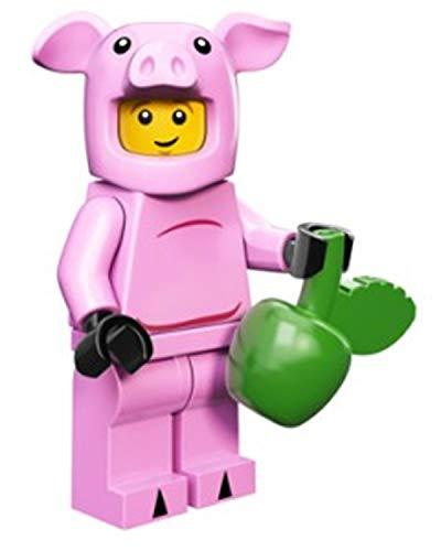 LEGO Minifigur - Serie 12 - Piggy Guy - 71007 - Serie 12