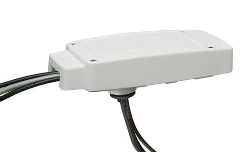 Preisvergleich Produktbild Kathrein HDZ 100 Dachdurchführung Caravan (Schutzgehäuse für Kabelschnittstellen)