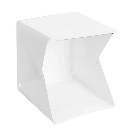 mini-tragbarer-faltbarer-studio-fotografie-led-softbox-mit-schwarz-weiss-hintergrund