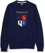Hackett London Shield Crew Y Suéter para Niños