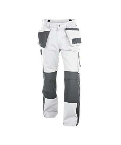 Dassy -  Pantaloni sportivi  - Uomo Wei/Grau