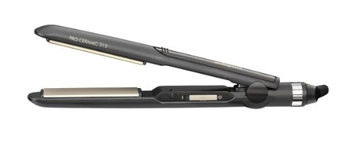 straightener - 31AUJOsulwL - BaByliss Pro Ceramic 215 Multi Voltage Straightener