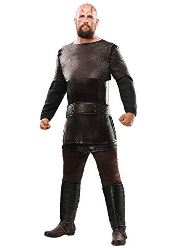 Wikinger Ragnar Lothbrok Herren Kostüm - XL
