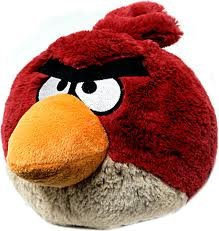 Foto Angry Birds Mini Peluche (stili possono variare)