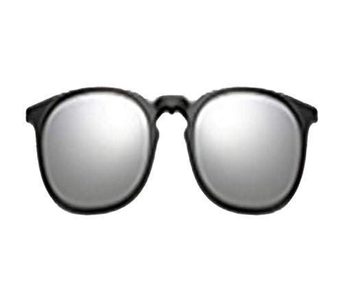 WERERT Sportbrille Sonnenbrillen 5 In 1 Multi-Clip Ultra-Light Clip On Sunglass Women Round Sunglases Eyewear Sun Glasses