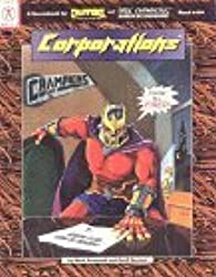 Corporations (A Sourcebook for Dark Champions) by Mark; Berman, Geoff; Harlick, Bruce (editor) Arsenault (1994-01-01)