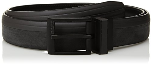 Kenneth Cole REACTION Men's Reversible Casual Belt, Grey, 44
