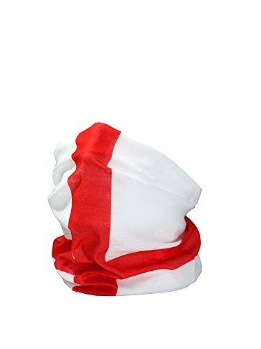 england-flag-st-georges-cross-ruffnek-multifunctional-headwear-neck-warmer-one-size