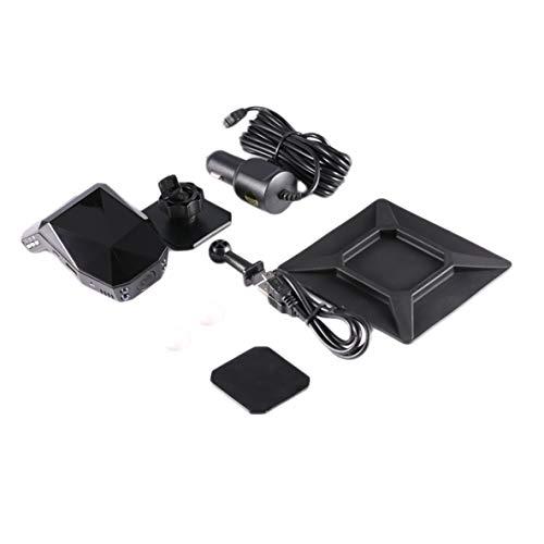 M100 2.0 Zoll-Kamera-Recorder des Auto-DVR mit Auto-Kamera-Schlag-Nocken-Fahrzeug DVR Auto-Armaturenbrett-Kamera des Parfüm-1080p