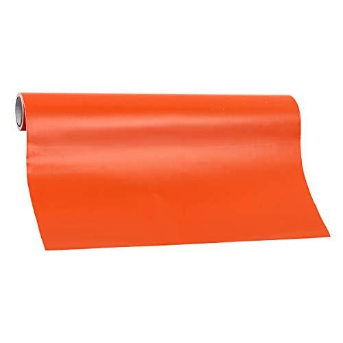 PANGUN 8Color Self Adcve Roll Wasserdicht Schneidplotter Prints Outdoor Sticky Vinyl Wall Sticker-Orange