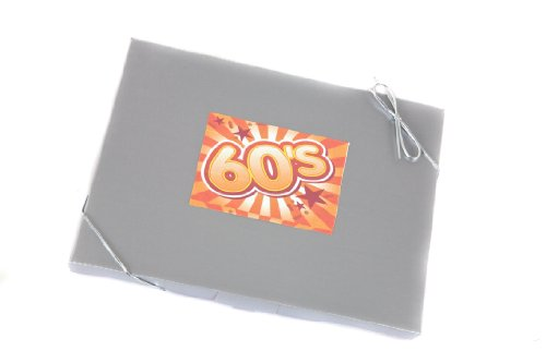 'Sweet in the 60's' - Retro Sweet Selection in Silver Gift Box