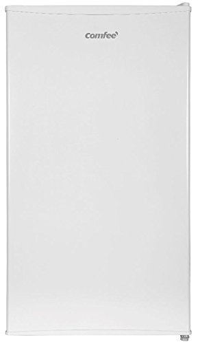 Comfee HS121LN1WH Freestanding A+ White combi-fridge - Combi-Fridges (Freestanding, White, Right, Rotary, 93 L, SN-T)