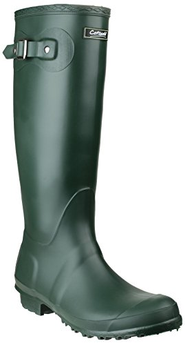 Cotswold New Ladies/Womens Green Sandringha Wellingtons - Green - UK Sizes 3-9