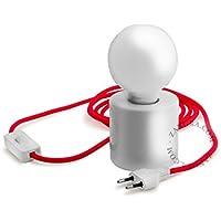ZANGRA Light. 014.007.w Nachttischlampe, Porzellan, Weiß preisvergleich bei billige-tabletten.eu