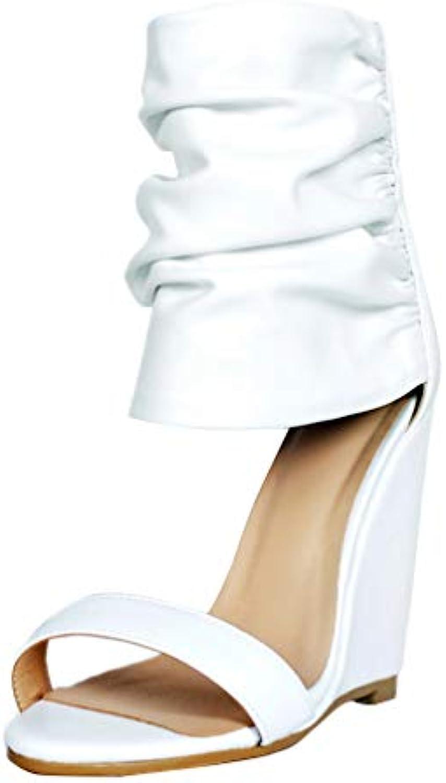 Donna  Uomo Kolnoo, A Collo Alto Donna Sensazione di comfort Basso costo unico | Pratico Ed Economico  | Maschio/Ragazze Scarpa