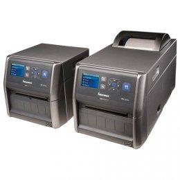 Etikettendrucker Honeywell PD43, Cutter (Catch Tray), EPL, ZPL, IPL, USB, Midrange-Drucker, Thermotransfer, RAM: 128MB, Flash: 128MB, inklusive Netzteil, Netzkabel