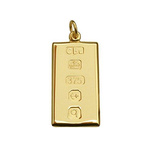 pendentif-lingot-en-or-jaune-massif-9ct-personnalis-avec-custom-hallmark-carte-27mm-x-14mm-et-option