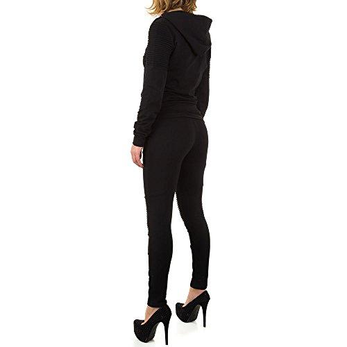 iTaL-dESiGn - Ensemble sportswear - Femme Noir
