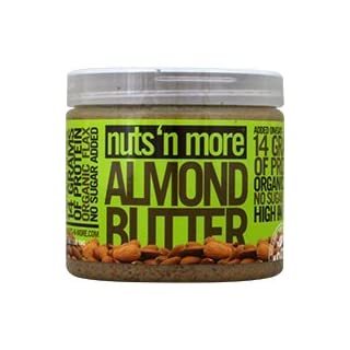 Nuts 'N More 454 g Almond Butter Supplements