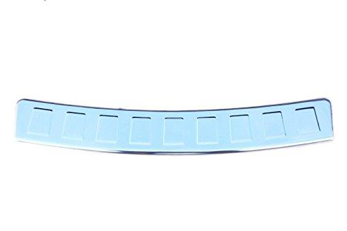 Tür-elektronik Hund, (Handycop® Edelstahl Ladekantenschutz Chrom für Astra J - 4/5 Türen)