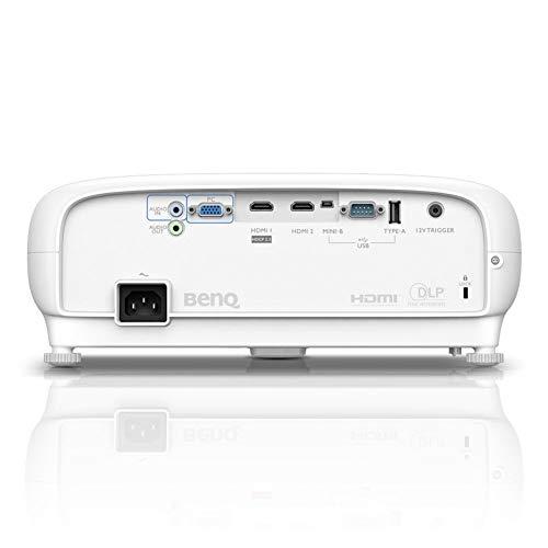 BenQ W1700 4K UHD Heimkino DLP-Projektor - 7