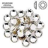 Swarovski Round Swarovski Crystal Rhinestones Ss10 Nail Art Craft