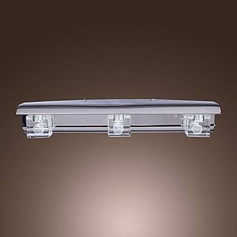 dee contemporáneos de cristal luces de acento de la pared con 3 diseño de luces cúbicos