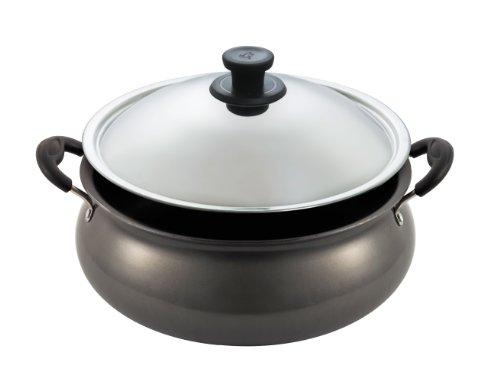 Pigeon Non-Stick Gravy Pot with Lid, 6 Litres