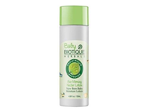Biotique Bio Morning Nectar Baby Lotion (120ML)