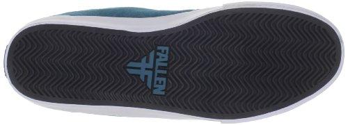 Fallen VICE TOY MACHINE 41070059, Chaussures de skateboard homme Schwarz/Blau/Türkis