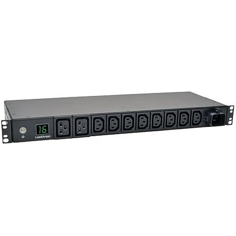 Tripp Lite PDUMH16HV 1U Nero unità di distribuzione dell'energia (PDU)