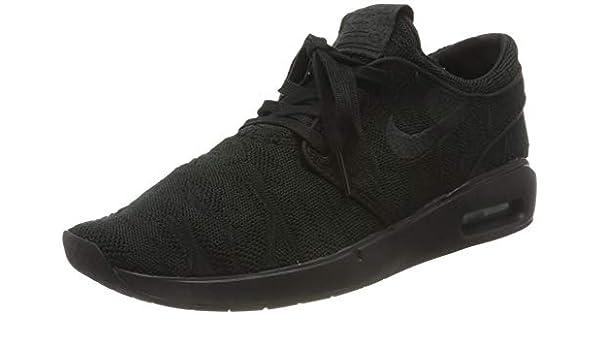 Nike Sb Air Max Stefan Janoski 2 (Black