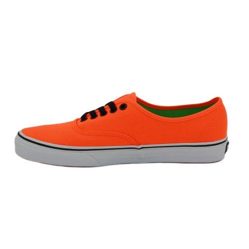 Vans Unisex-Erwachsene Authentic Lo Pro Sneakers Orange