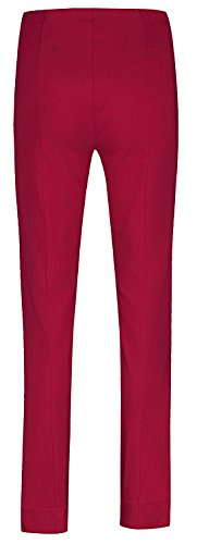 """Ich will Marie"" Robell Damen Bengaline Stretchhose bekannt aus TV winter red(148)"