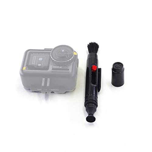 Hahuha  2 IN 1 Lens Cleaning Cleaner Duster Stift FÜR DSLR-Kamera UND DJI Osmo Action Womens Duster