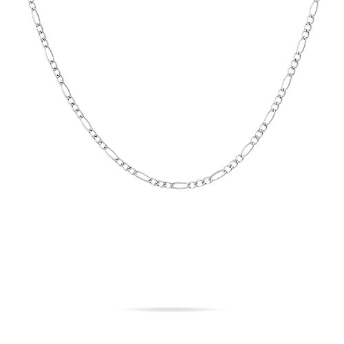 HISTOIRE D'OR - Chaine Or - Femme - Or blanc 375/1000