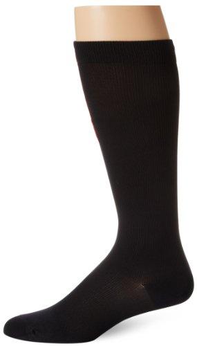 2XU Laufsocken Men's Compression Socks for Recovery black/black (Größe: XS)