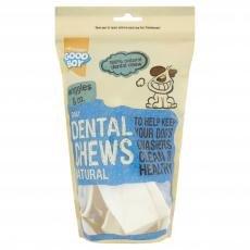 Good Boy Hide Chip Natural Dental Chew 180g X 4 Box Deal