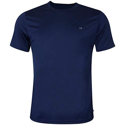 Calvin Klein Golf Hommes Harlem T-Shirt - Marine - XL